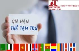 Tư vấn thủ tục tạm trú cho người nước ngoài tại Việt Nam