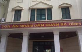 Thủ tục ly hôn thuận tình & đơn phương tại TAND quận Ba Đình